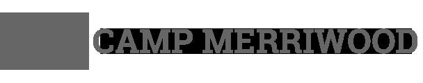 Camp Merriwood Sticky Logo Retina